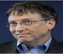 a biography of the life of william henry gates iii and the creation of microsoft Today i would like to inform you about william b gates the founder of microsoft, his life  biography william h gates chairman  william henry gates,.